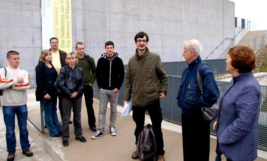 2009-05-16 Gedenkfahrt nach Mauthausen 2009  09gedenk_P5161245.jpg