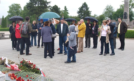 2009-05-16 Gedenkfahrt nach Mauthausen 2009  09gedenk_P5161307.jpg